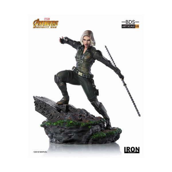 BDS Art Scale 1/10 - Black Widow