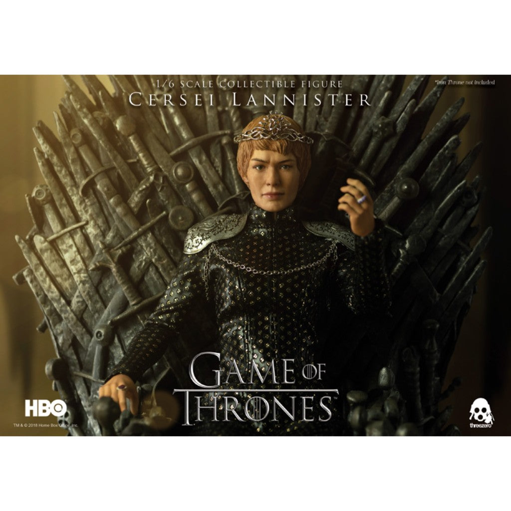 1/6 Game of Thrones - Cersei Lannister