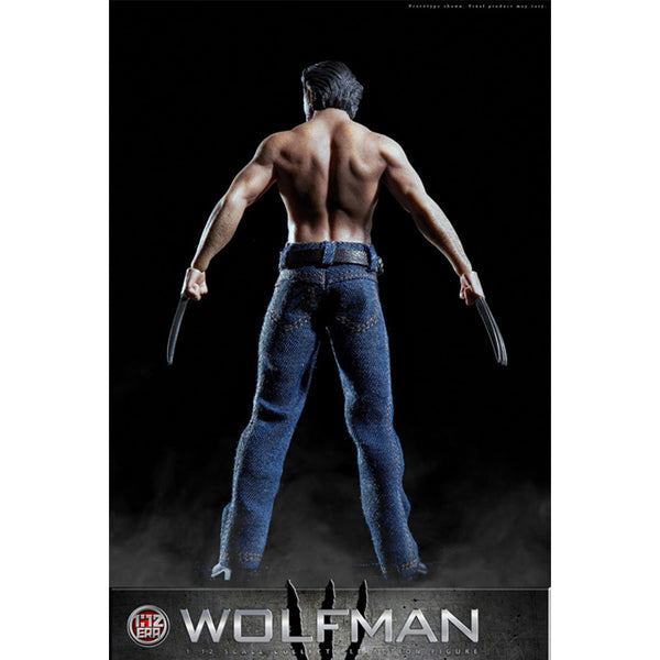 1/12th Scale Collectible Figure - Wolfman