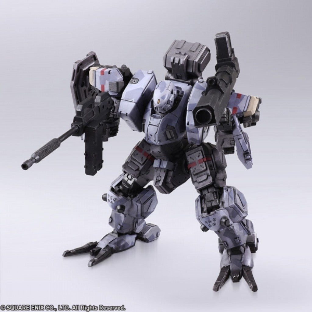 Wonder Arts Front Mission The First - Zenith City Camouflage Version