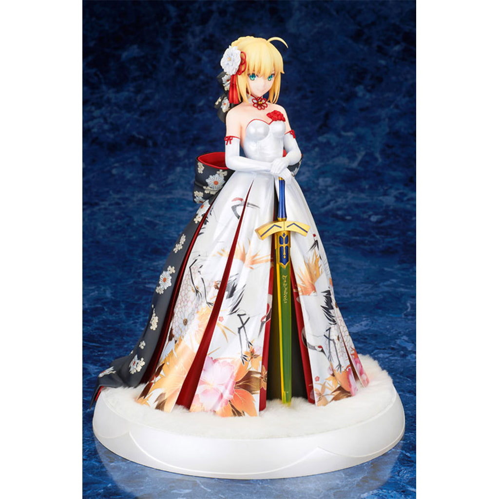 Fate/stay Night - 1/7 Saber Kimono Dress Version
