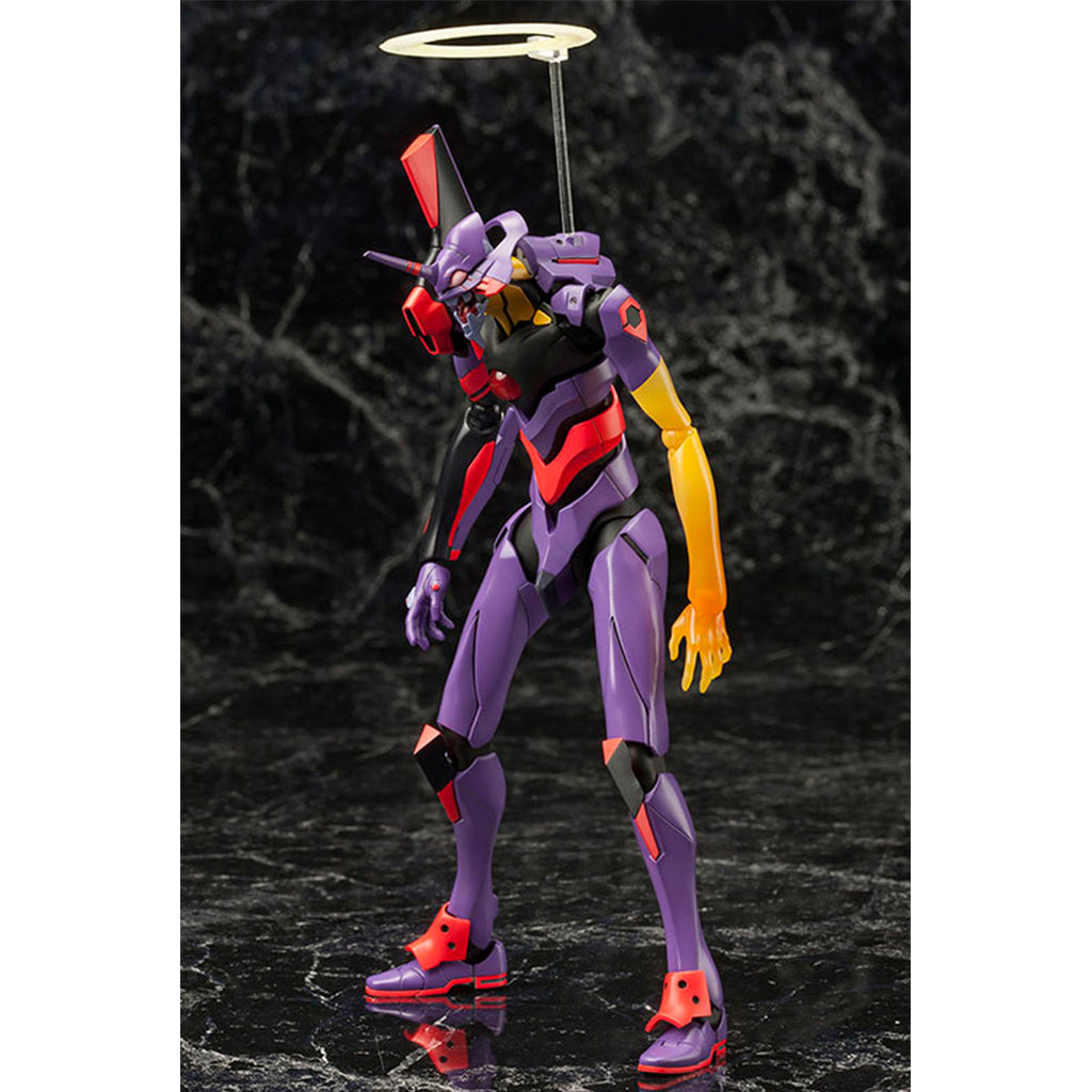 Rebuild Of Evangelion - EVA-01 Awakened Version Plastic Kit (Reissue)