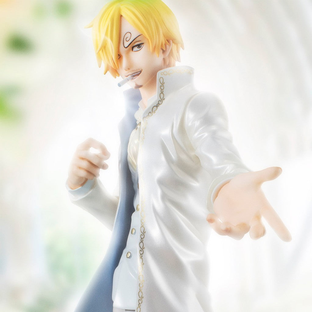 "Portrait.Of.Pirates ONE PIECE - ""LIMITED EDITION""SANJI Ver.WD"