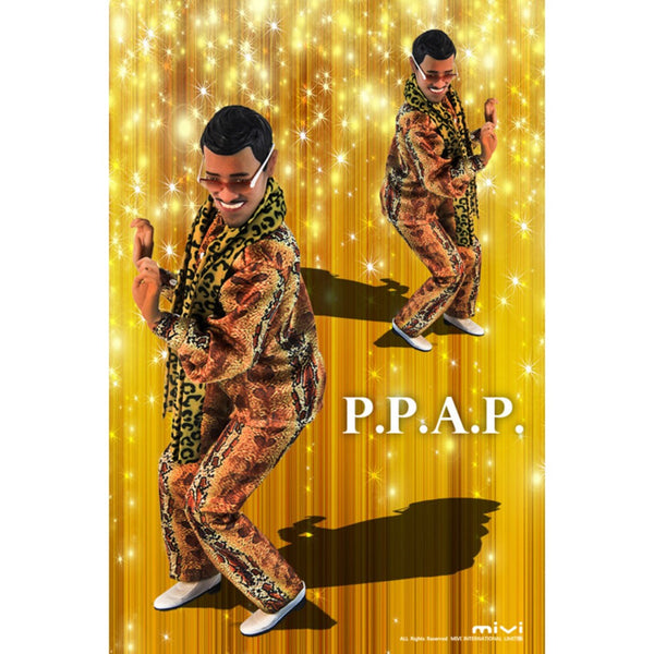1/6th Scale Collectible Figure - Mr. P.P.A.P.