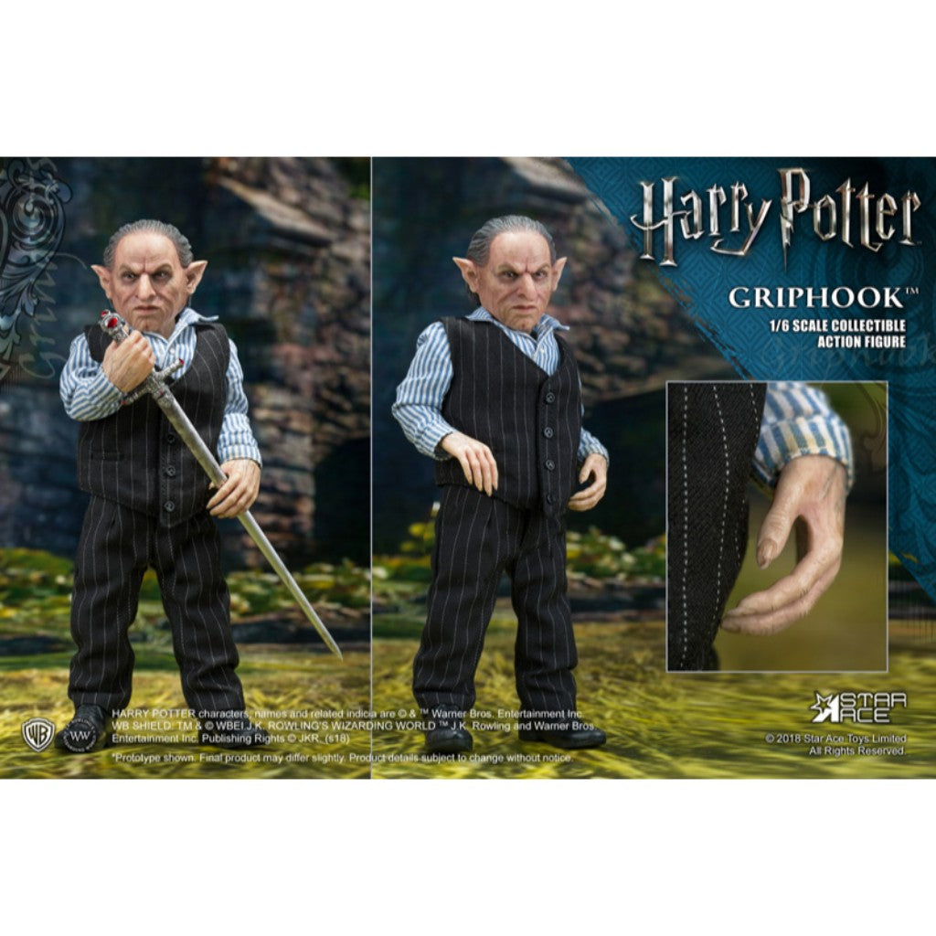 SA0058 - Harry Potter and the Deathly Hallows - Griphook