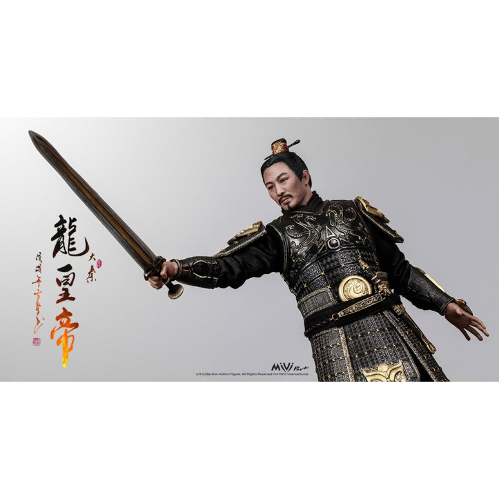 1/6 Qin Empire - Emperor Dragon