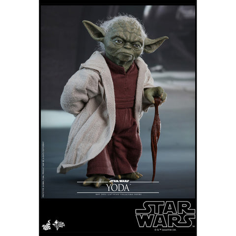 MMS495 - Star Wars: Episode II Attack of the Clones - Yoda