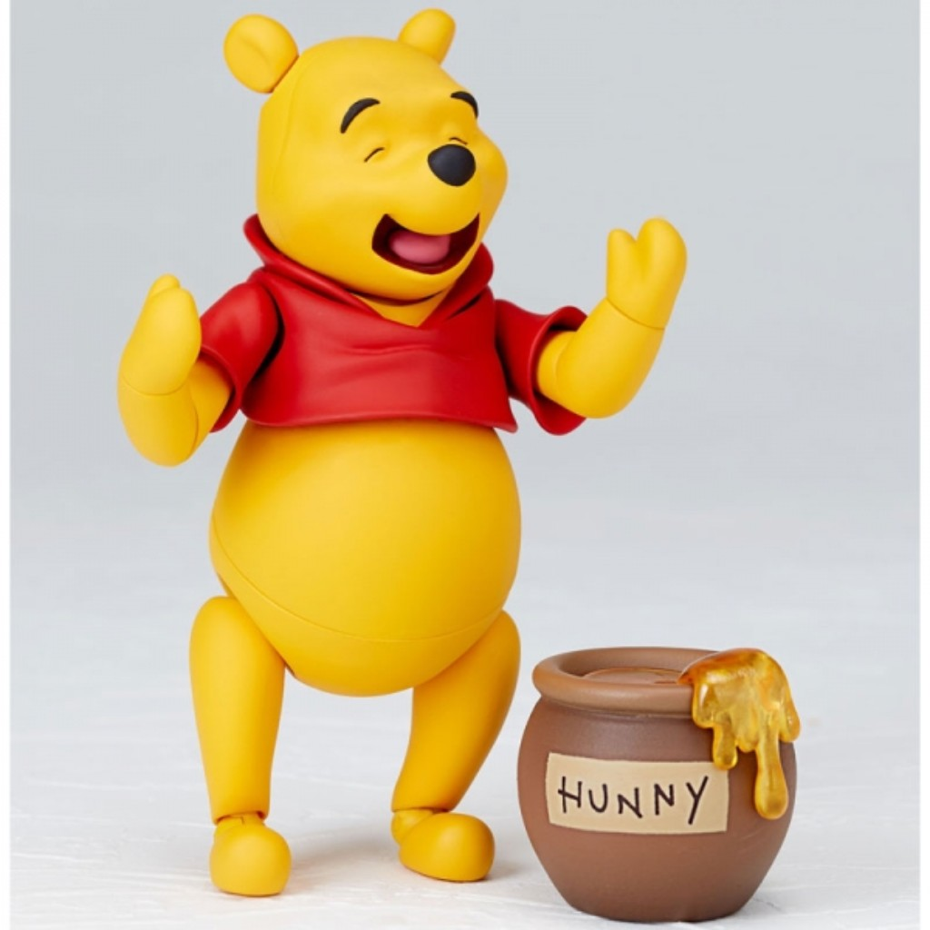 Figure Complex Movie Revoltech No 011 - Winnie The Pooh