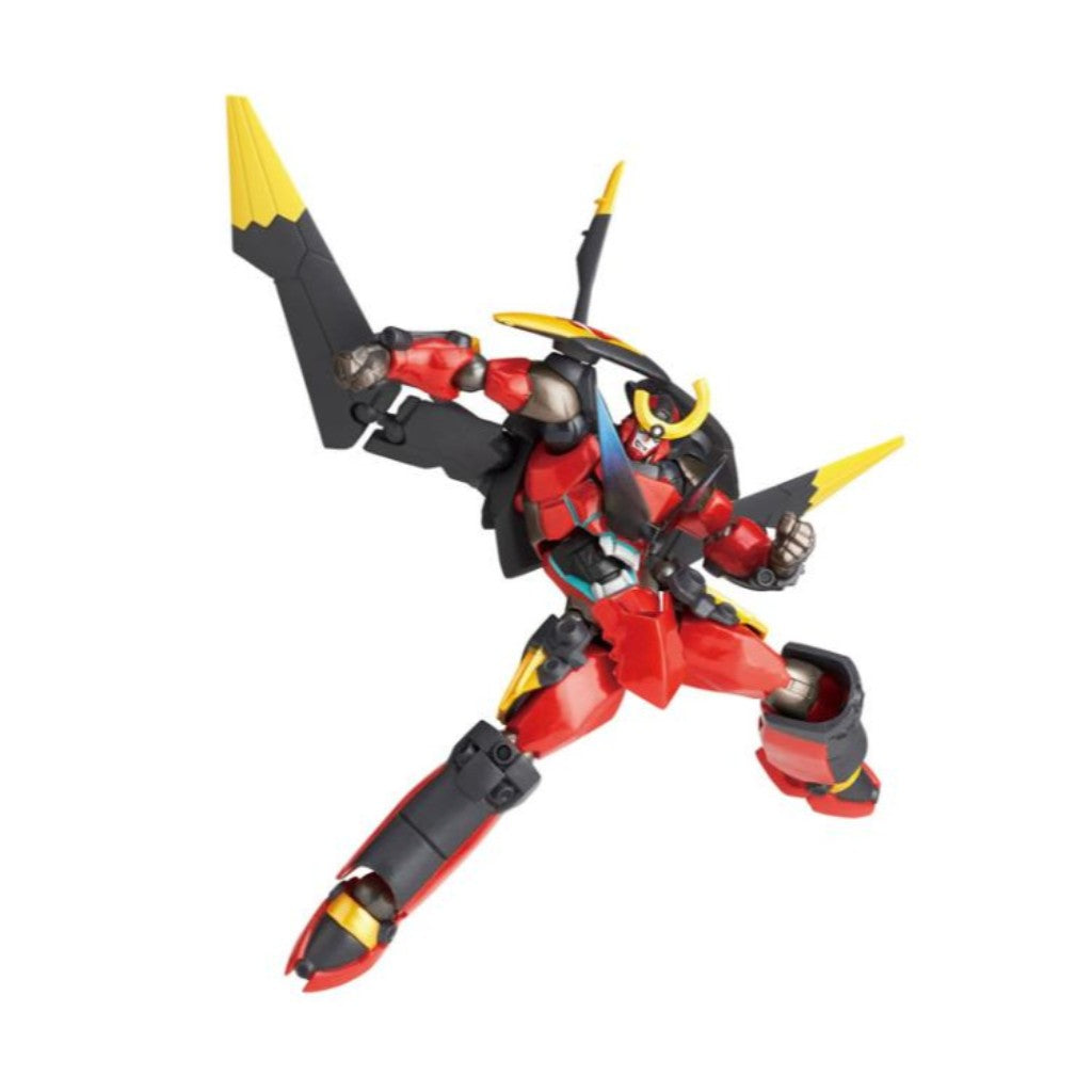 Legacy Of Revoltech Gurren Lagan - Gurren Lagan Gurren Wing Equipped