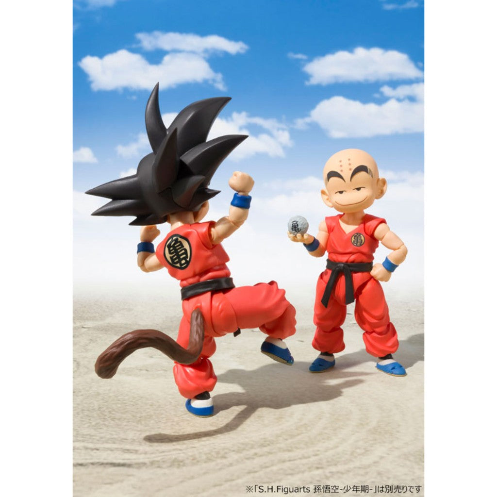 *S.H. Figuarts Dragon Ball - Krilin Childhood Version (subjected to allocation)