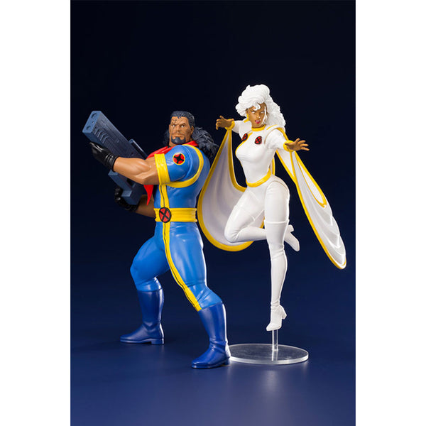 ARTFX Plus Marvel Universe - X-Men - Bishop & Storm 2-Pack