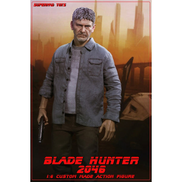 1/6th Scale Collectible Figure - Blade Hunter 2046 - Hunter D