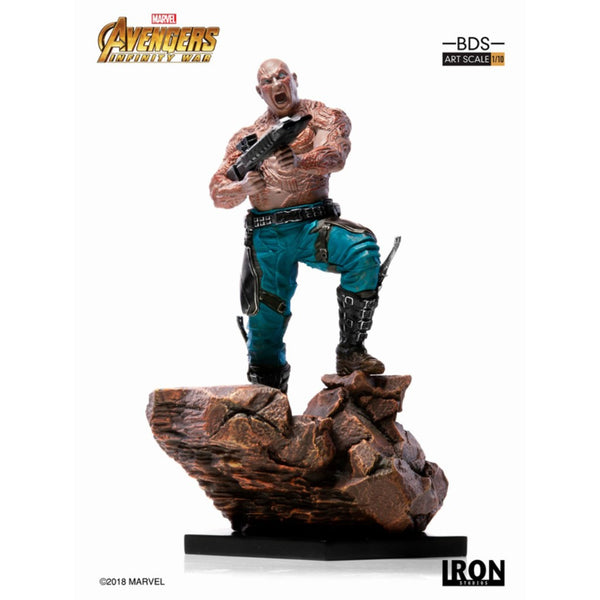 BDS Art Scale 1/10 - Drax