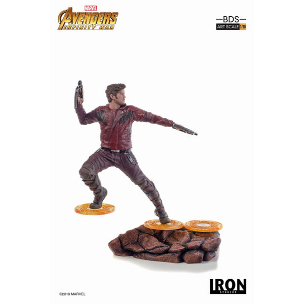 BDS Art Scale 1/10 - Star-Lord
