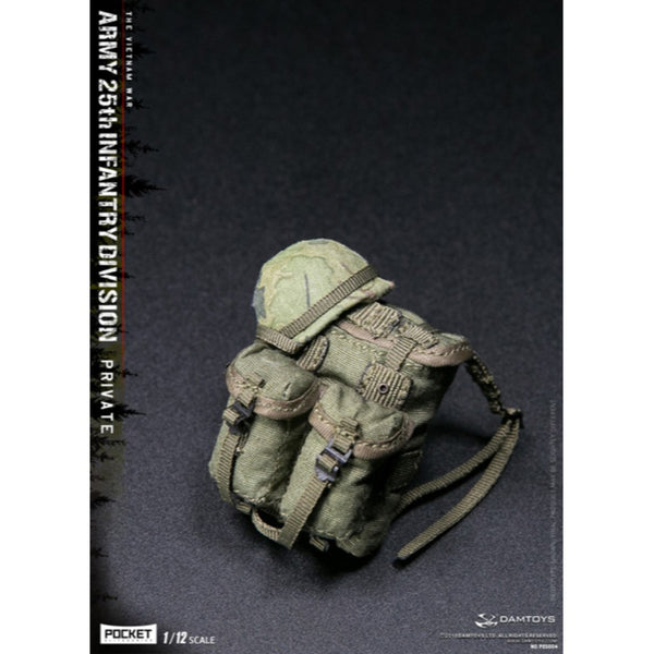 Pocket Elite Series PES004 - Army 25th Infantry Division - Private