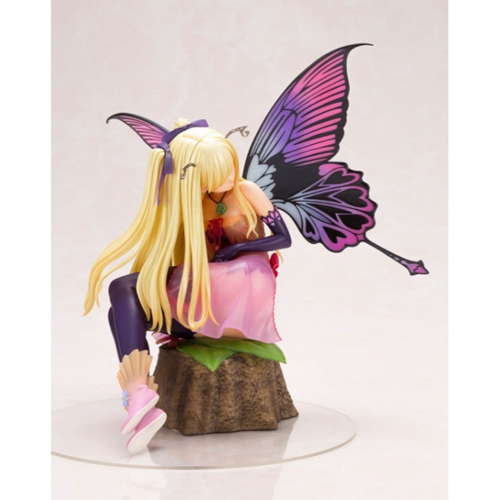 4 Leaves Tony`s Heroine Collection Annabel - 1/6 Fairy of Ajisai