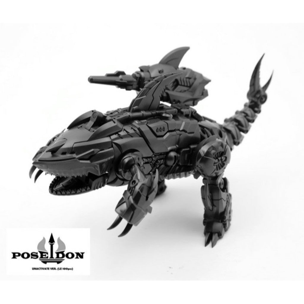 *Poseidon P-01-06B - Poseidon Unactivate Version (Limited) (subjected to allocation)