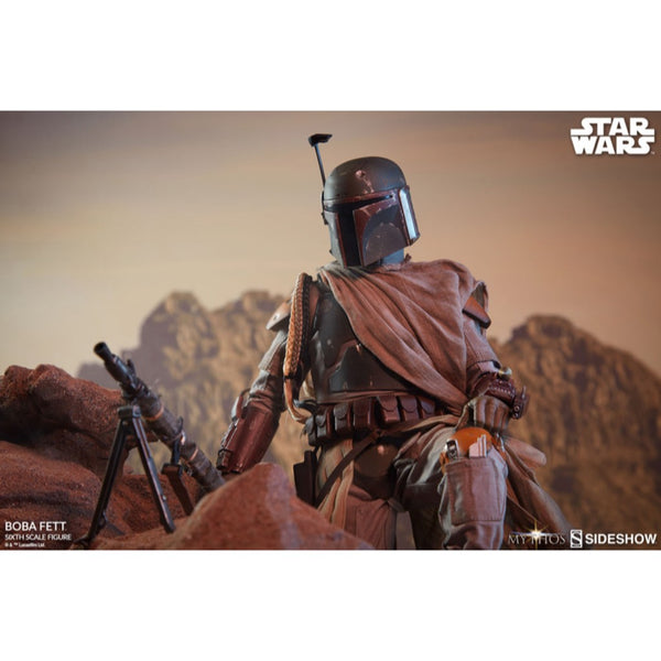 100326 - Star Wars - Boba Fett (Mythos)