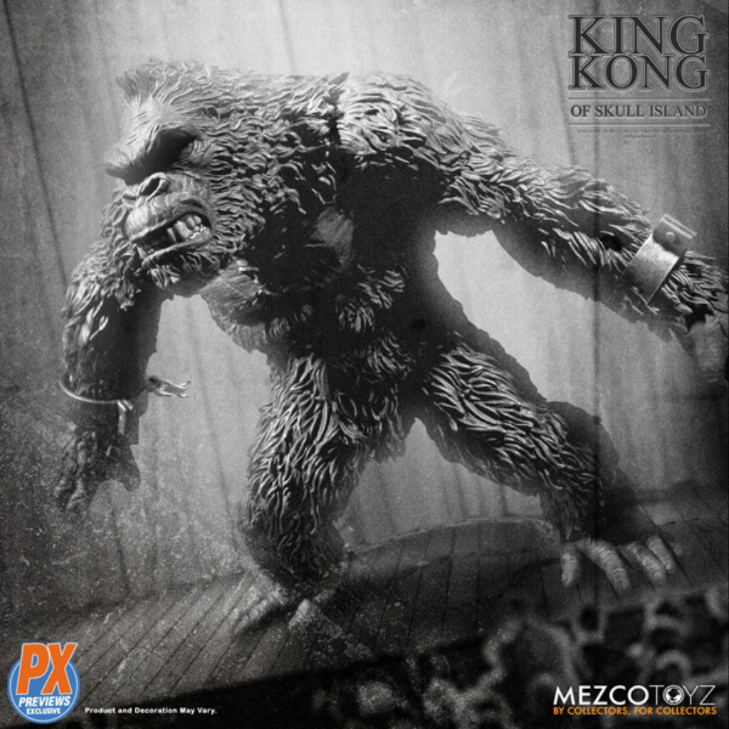 King Kong - King Kong of Skull Island B&W Version (Previews Exclusive)