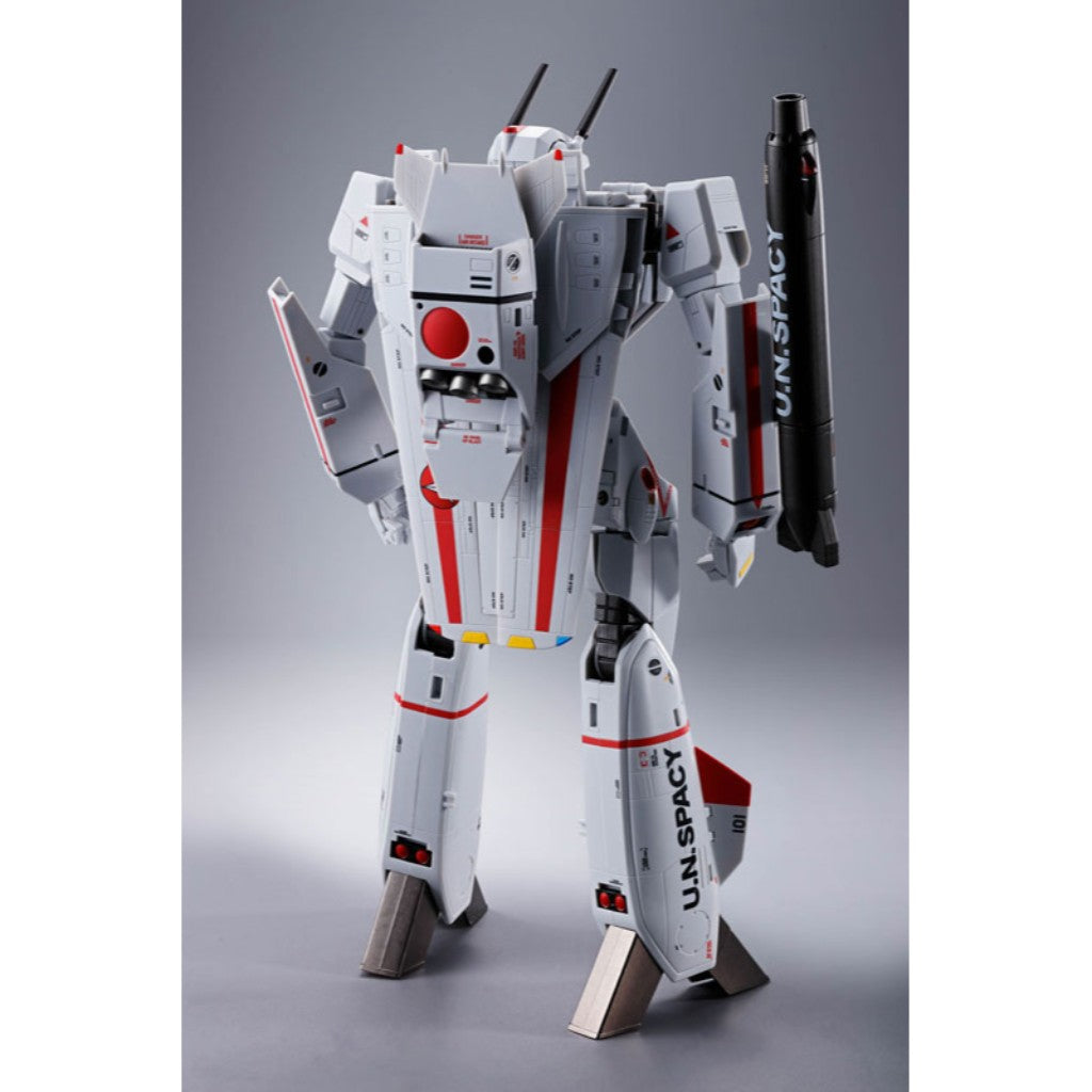 *DX Chogokin Macross - VF-1J Valkyrie (Hikaru Ichijo) With First Release Bonus (subjected to allocation)