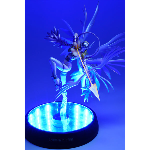 G.E.M. DIGIMON ADVENTURE- ANGEWOMON HOLY ARROW Ver. (WITH LED BASE STAND)