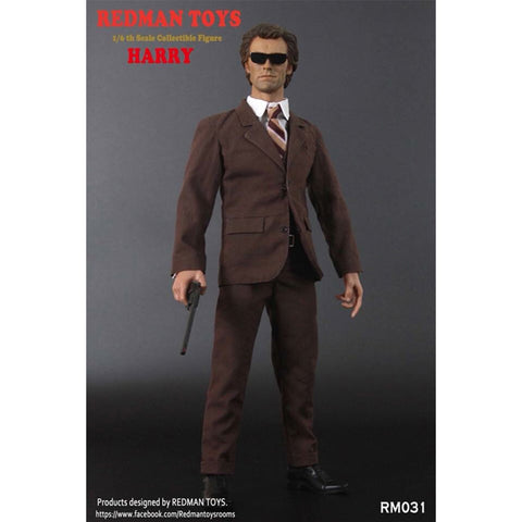 RM031 - 1/6th Scale Collectible Figure - Inspector Harry