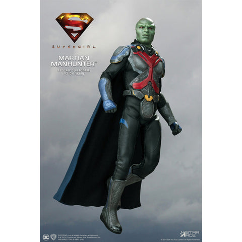 SA8007B - Supergirl - Martian Manhunter (Regular Version)