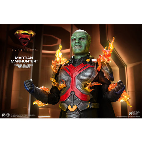 SA8007A - Supergirl - Martian Manhunter (Deluxe Version)