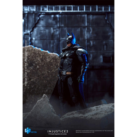 LD0027 - Injustice 2 - Batman 1/18 Scale Action Figure