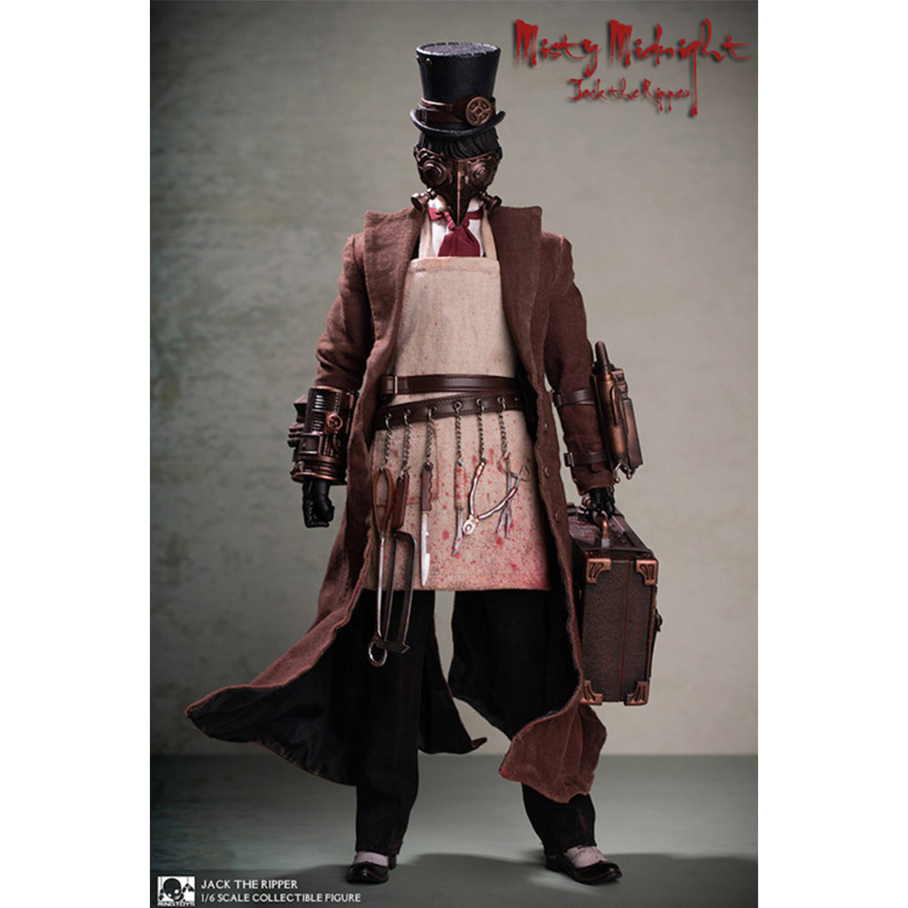 1/6 Infamous Series - Jack the Ripper (Deluxe Edition)