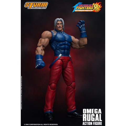 The King of Fighters '98 Ultimate Match - Omega Rugal