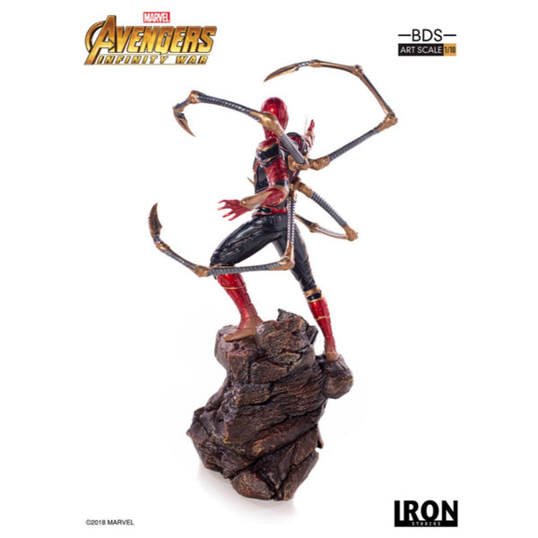 BDS Art Scale 1/10 - Iron Spider