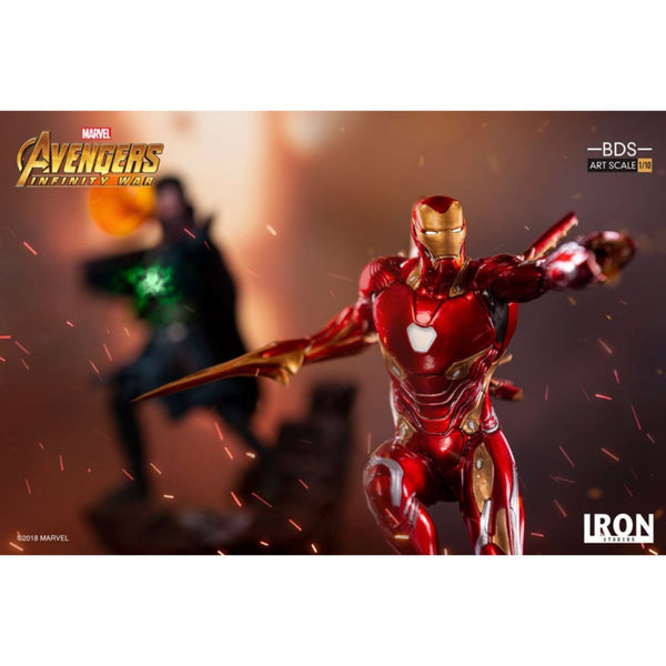 BDS Art Scale 1/10 - Iron Man Mark L