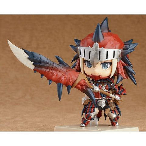 Nendoroid 993-DX MONSTER HUNTER: WORLD - Hunter: Female Rathalos Armor Edition
