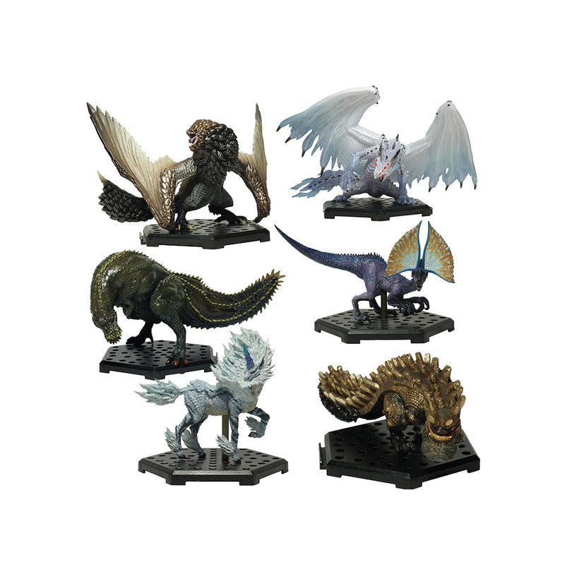Capcom Figure Builder - Monster Hunter Standard Model Plus Vol.12