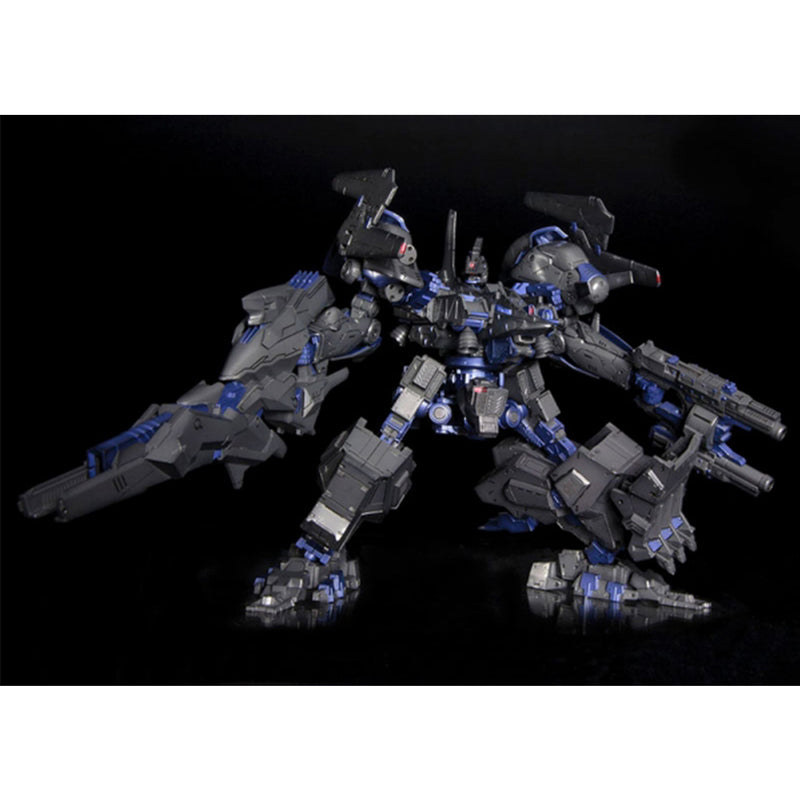 Armored Core Verdict Day - CO3 Malicious R.I.P.3M Blue Magnolia Ridden Plastic Kit (Reissue)