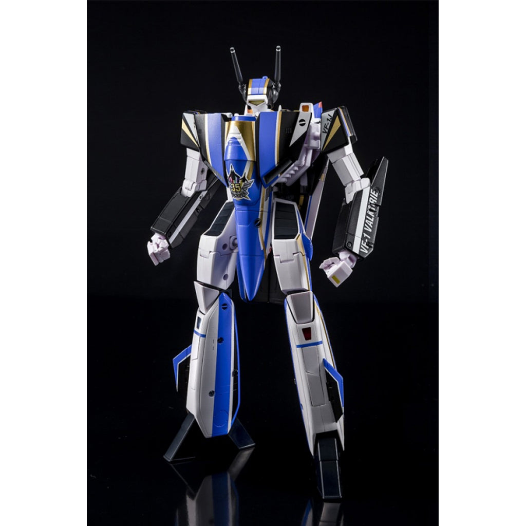 Macross Perfect Transformation - VF-1J Macross 35th Anniversary Model