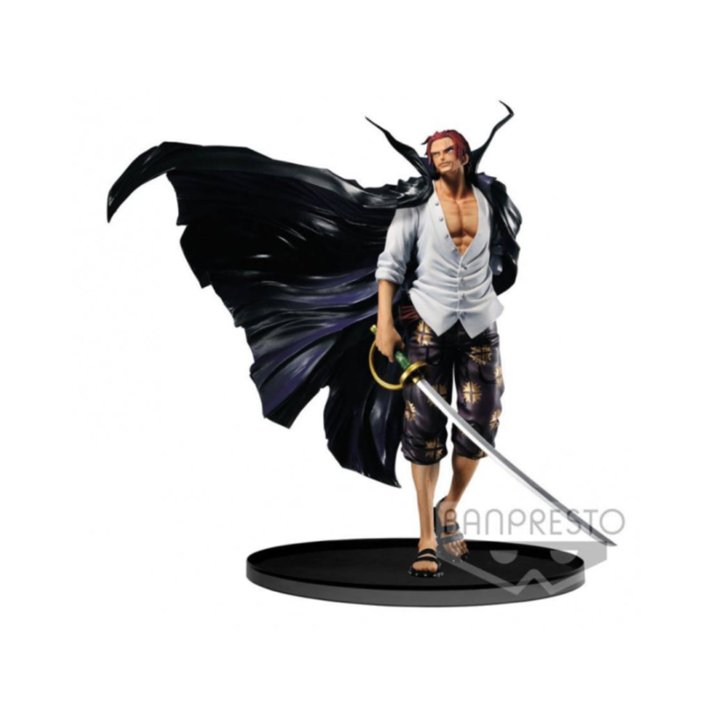 OP BANPRESTO WORLD FIGURE COLOSSEUM VOL 2 - SHANKS