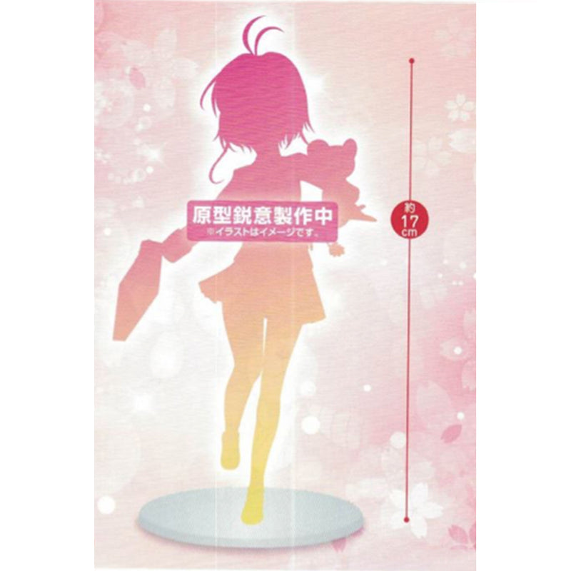 CARDCAPTOR SAKURA CLEAR CARD - SPECIAL FIGURE - TOMOEDA SCHOOL UNIFORM