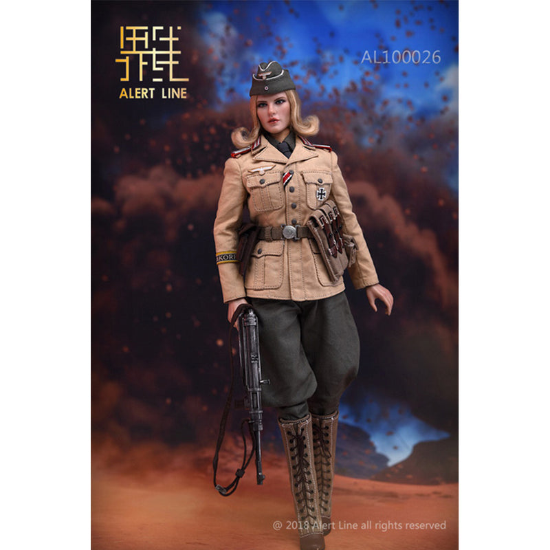 AL10026 - Afrika Female Officer Alert Line