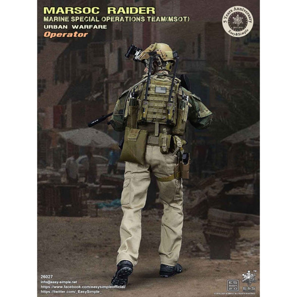 26027 - MARSOC Raider Urban Warfare Operator (5 Years Anniversary)
