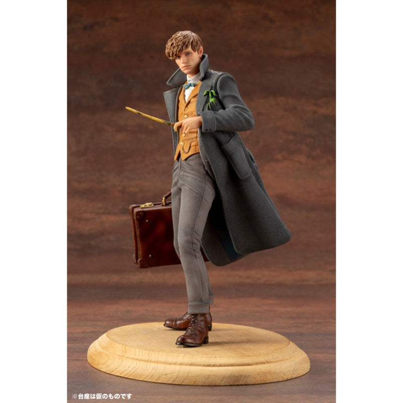 ARTFX Plus Fantastic Beasts The Crimes Of Grindelwald - Newt Scamander