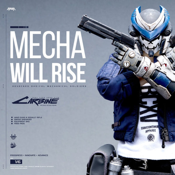 1/6 Mecha Will Rise - Carbine (2018 Convention Exclusive)