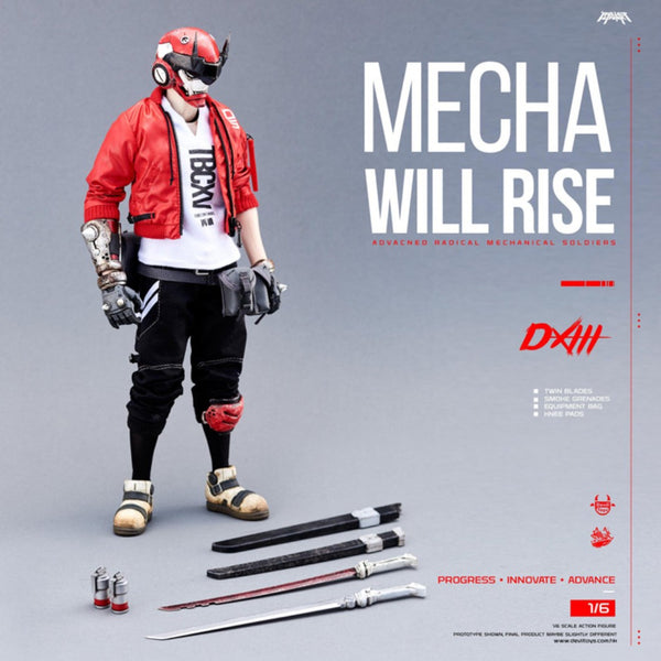 1/6 Mecha Will Rise - DXIII (2018 Convention Exclusive)