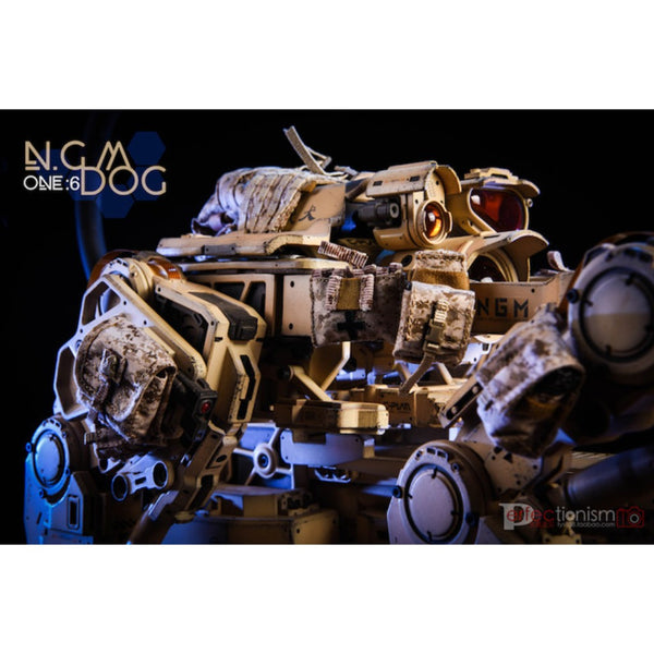 18C03-B - 1/6th Scale N.G.M DOG (Limited Edition)