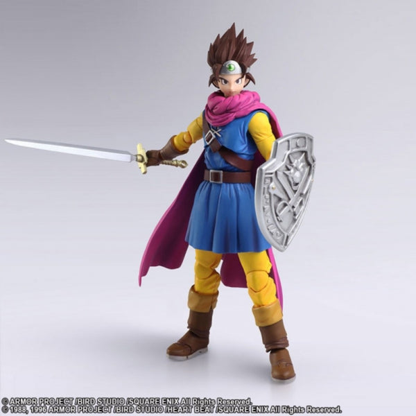 Bring Arts Dragon Quest III - The Seeds Of Salvation - Hero