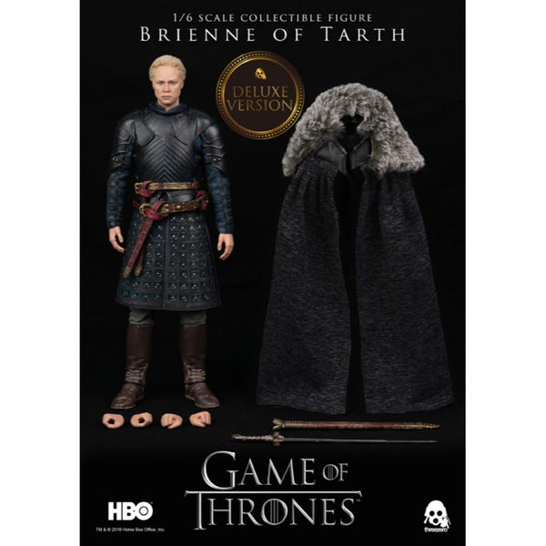 1/6 Game of Thrones - Brienne of Tarth (Season 7) (Deluxe Version)
