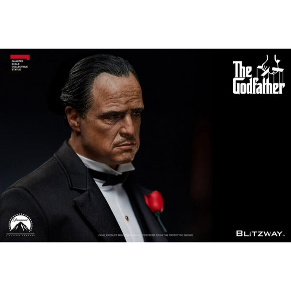 BW-SS20301 - Superb Scale Statue (Hybrid Type) - The Godfather (1972) - Don Vito Corleone
