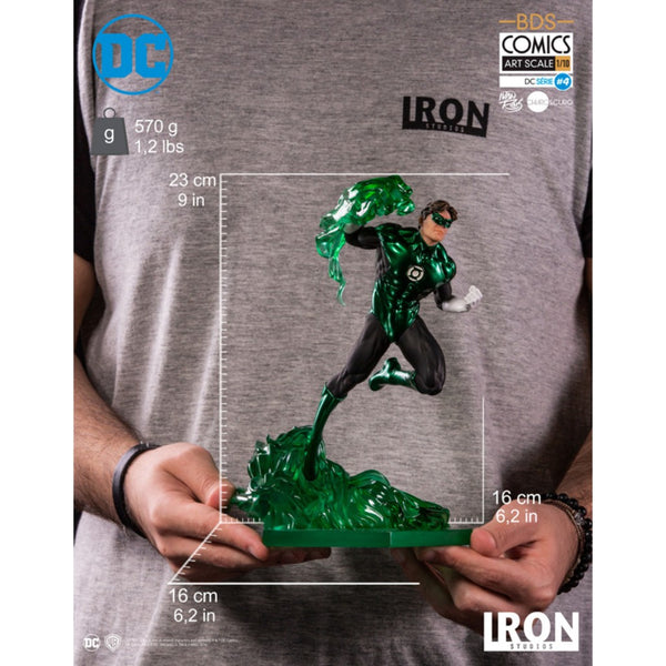BDS Comics Art Scale Series 4 1/10 - Green Lantern