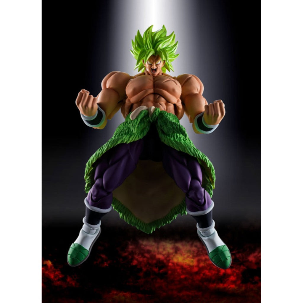*S.H.Figuarts Dragon Ball - Super Saiyan Broly Full Power (subjected to allocation)